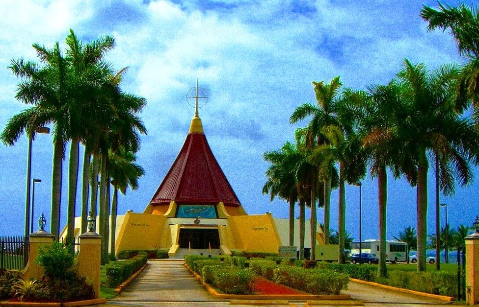 Igreja Ermita de la Caridad em Miami
