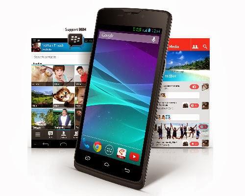 Smartfren Andromax, smartphone dual sim murah