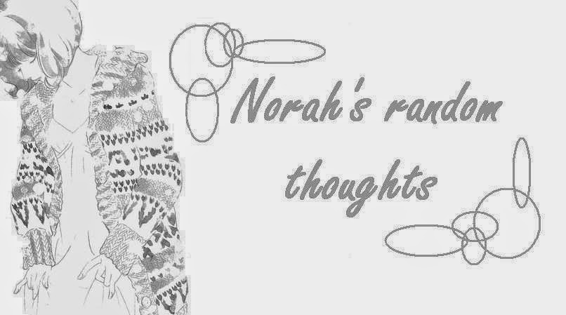 Norah's random thoughts