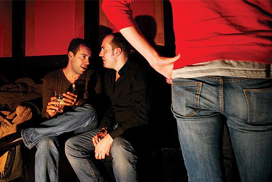 gay bars tasmania