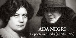 CLICK HERE UNDER-Perché è giusto ricordare Ada Negri, la maestrina di Motta Visconti