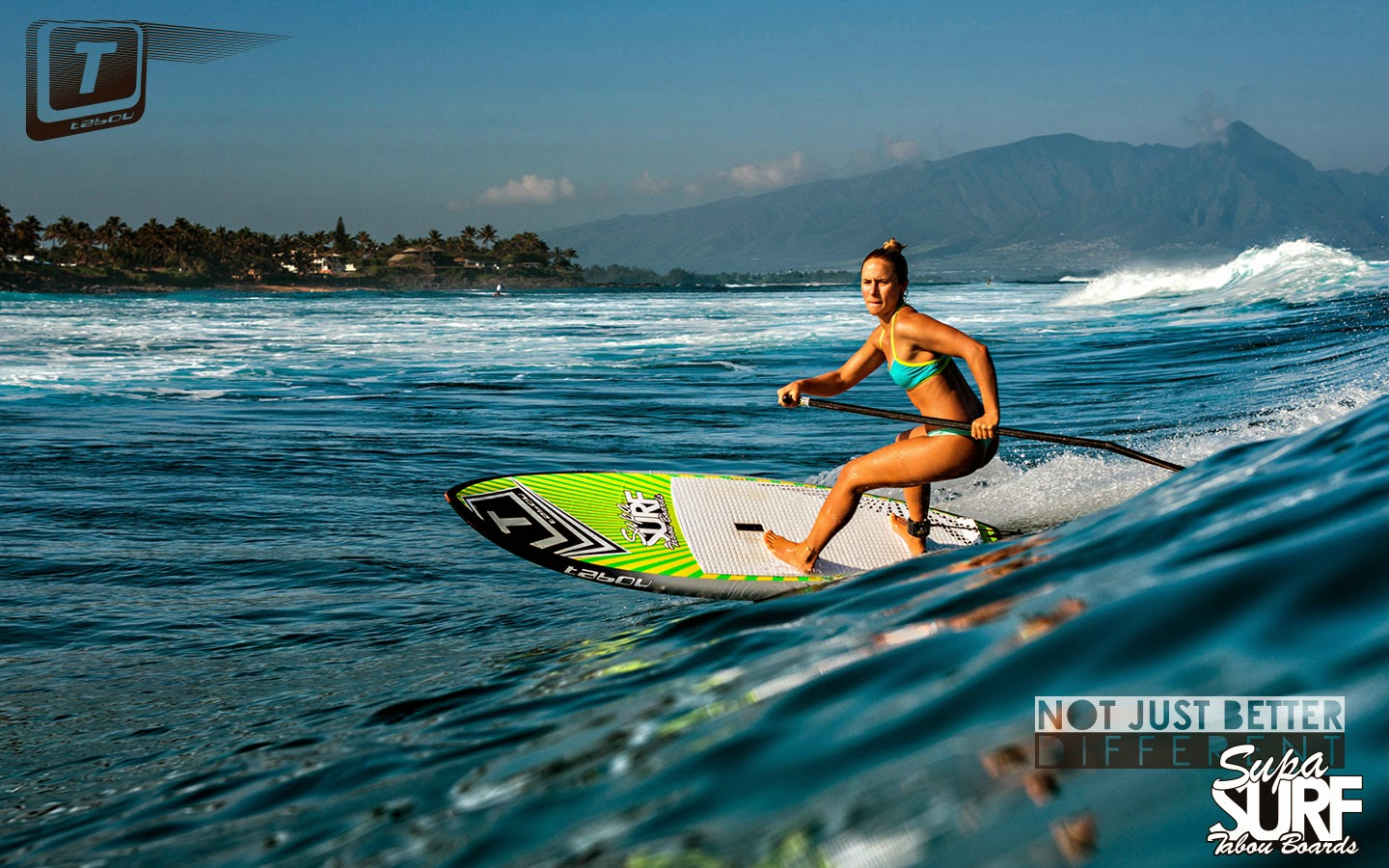 SUP Boards by Tabou