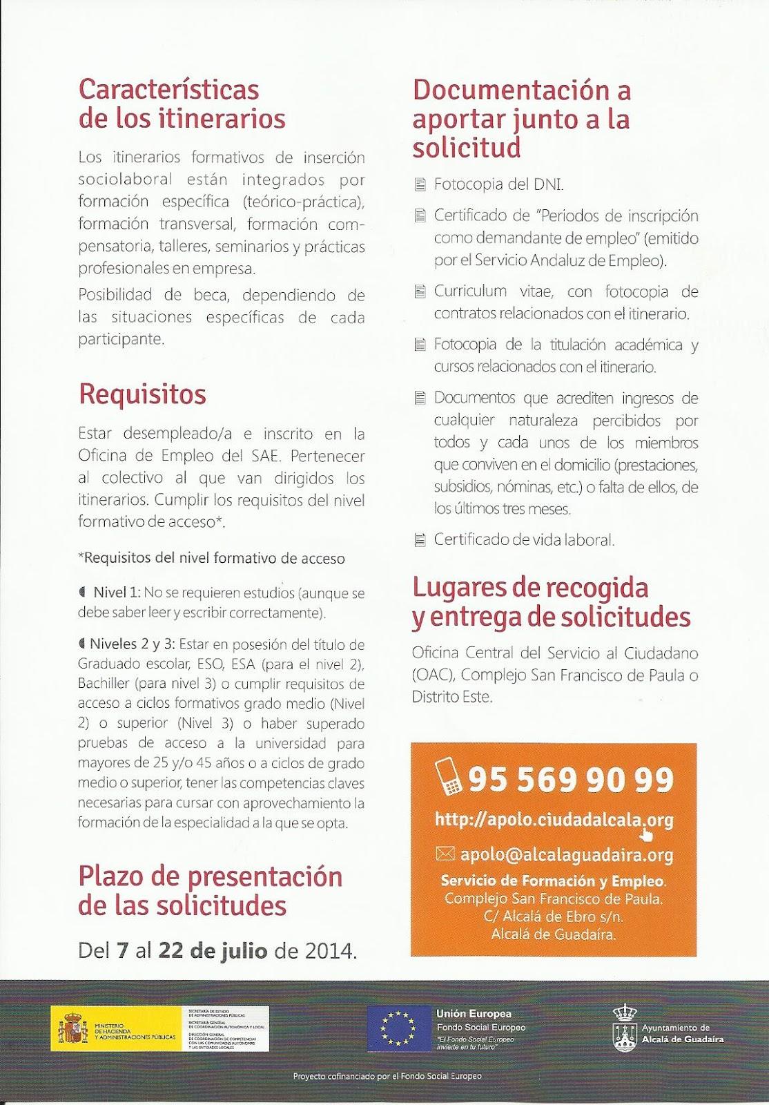 Proyecto Apolo de Alcalá de Guadaíra