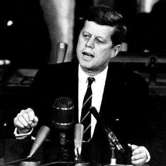 jfk speech analysis Speeches and other media uses by john f kennedy, 35th president of   analysis of the debates letters and other communications sources.