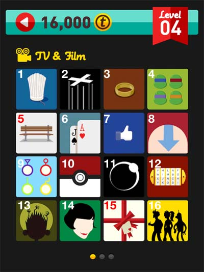 Icon pop quiz answers tv and film level 3 pt 2 icon pop for Pop quiz tv show