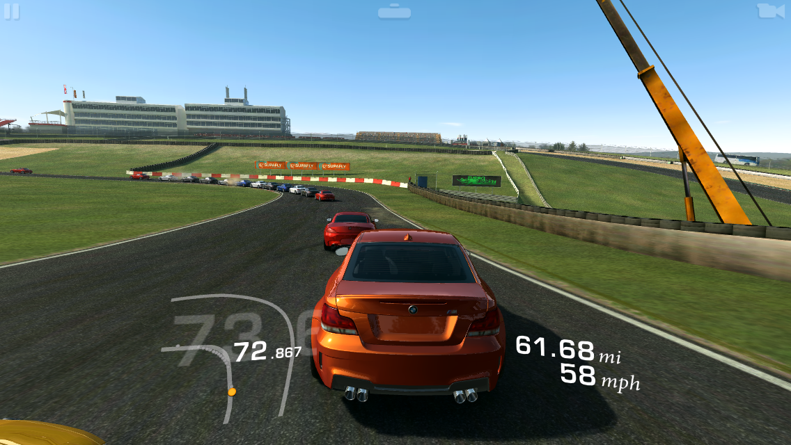 Download Game Real Racing 3 for Android and iOS
