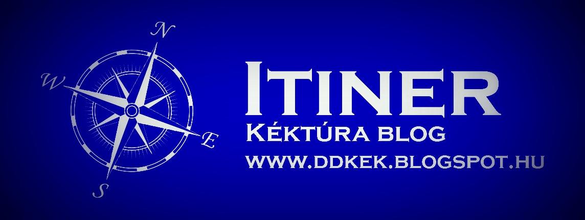 Itiner - Dél-Dunántúl Kéktúra