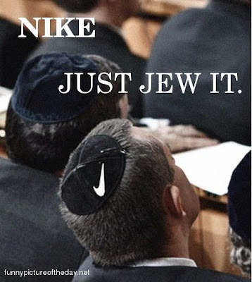 Nike Just Do It Funny Jewish Humor