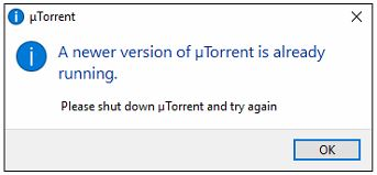 error can t open torrent file
