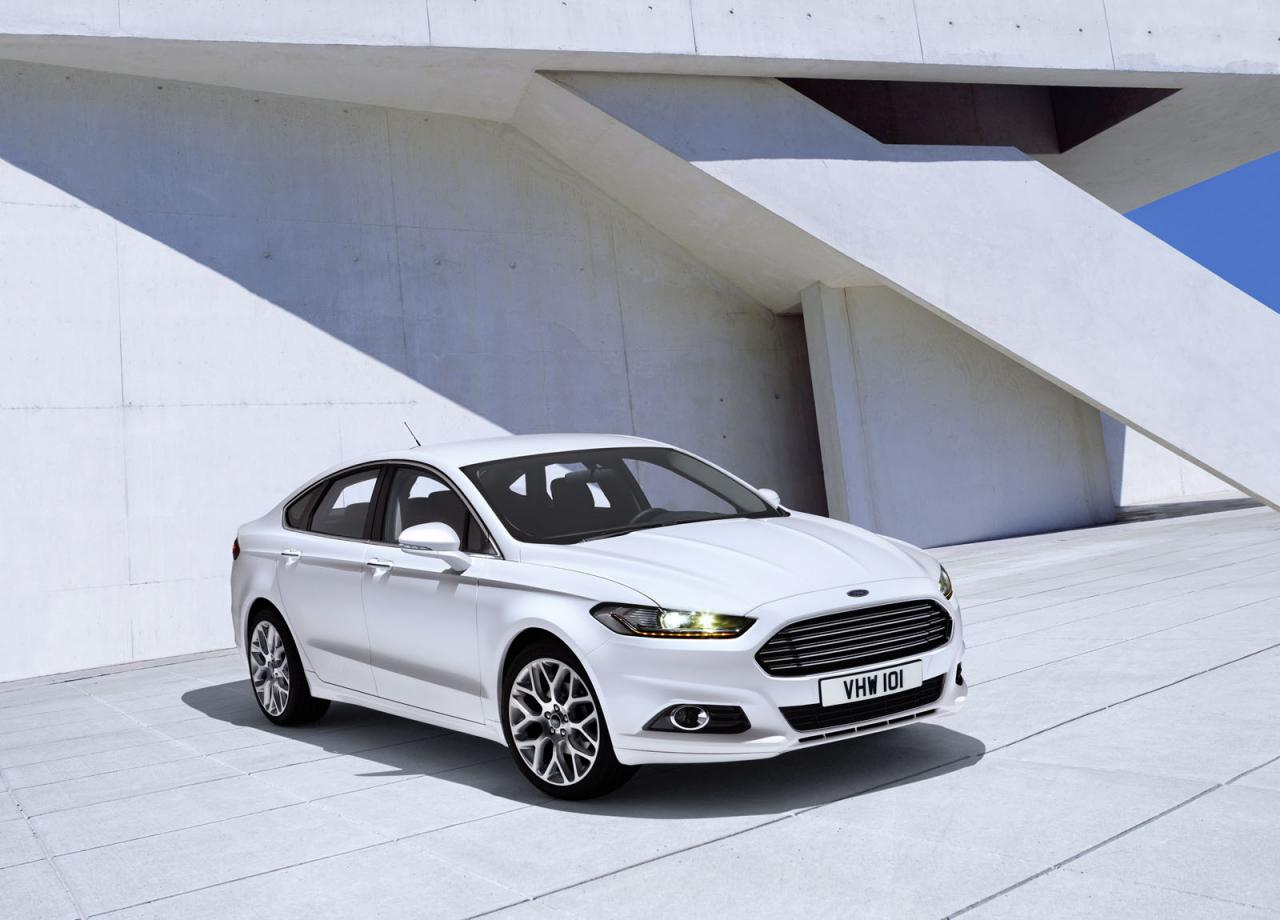 2013 Ford Fusion Mondeo