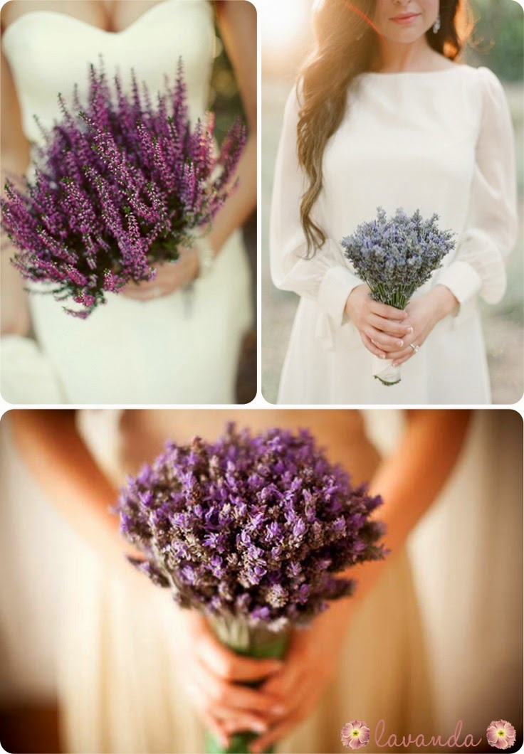 Ultima tendencia, color lavanda