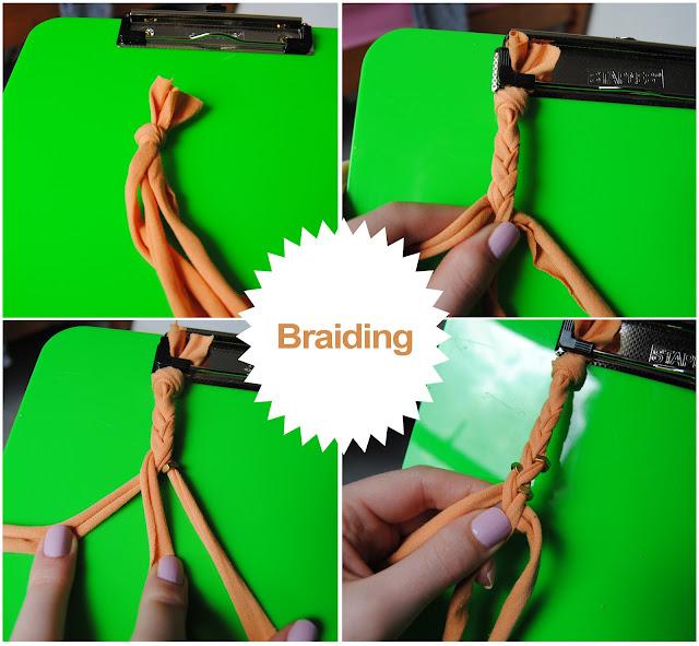 طريقة سهلة لعمل الأساور المجدلة بالصور DIY+Hex+Nut+Bracelet