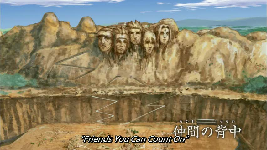 Naruto Shippuden 236 Friends You Can Count On
