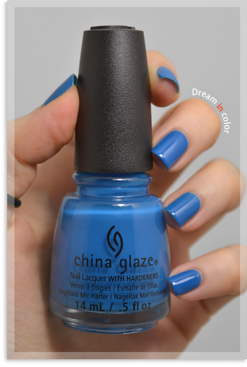 China Glaze License & Registration pls