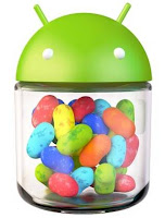 Novo sistema do Google, o Jelly Bean, foi considerado o Android mais seguro.
