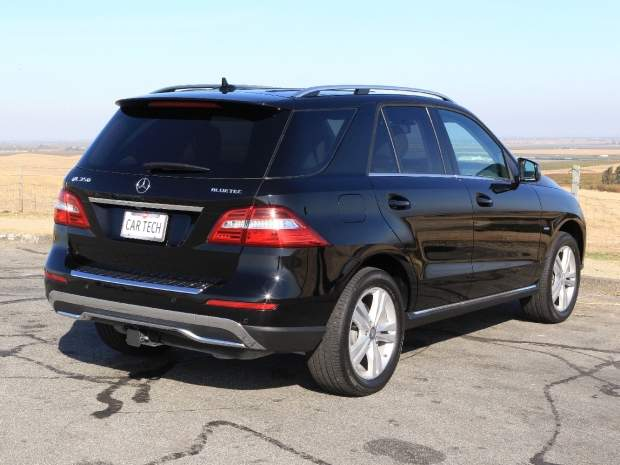 2012 mercedes benz ml350 bluetec photos mercedes benz for Mercedes benz ml350 bluetec