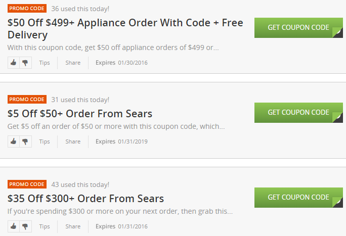 Groupon codes and discount coupons