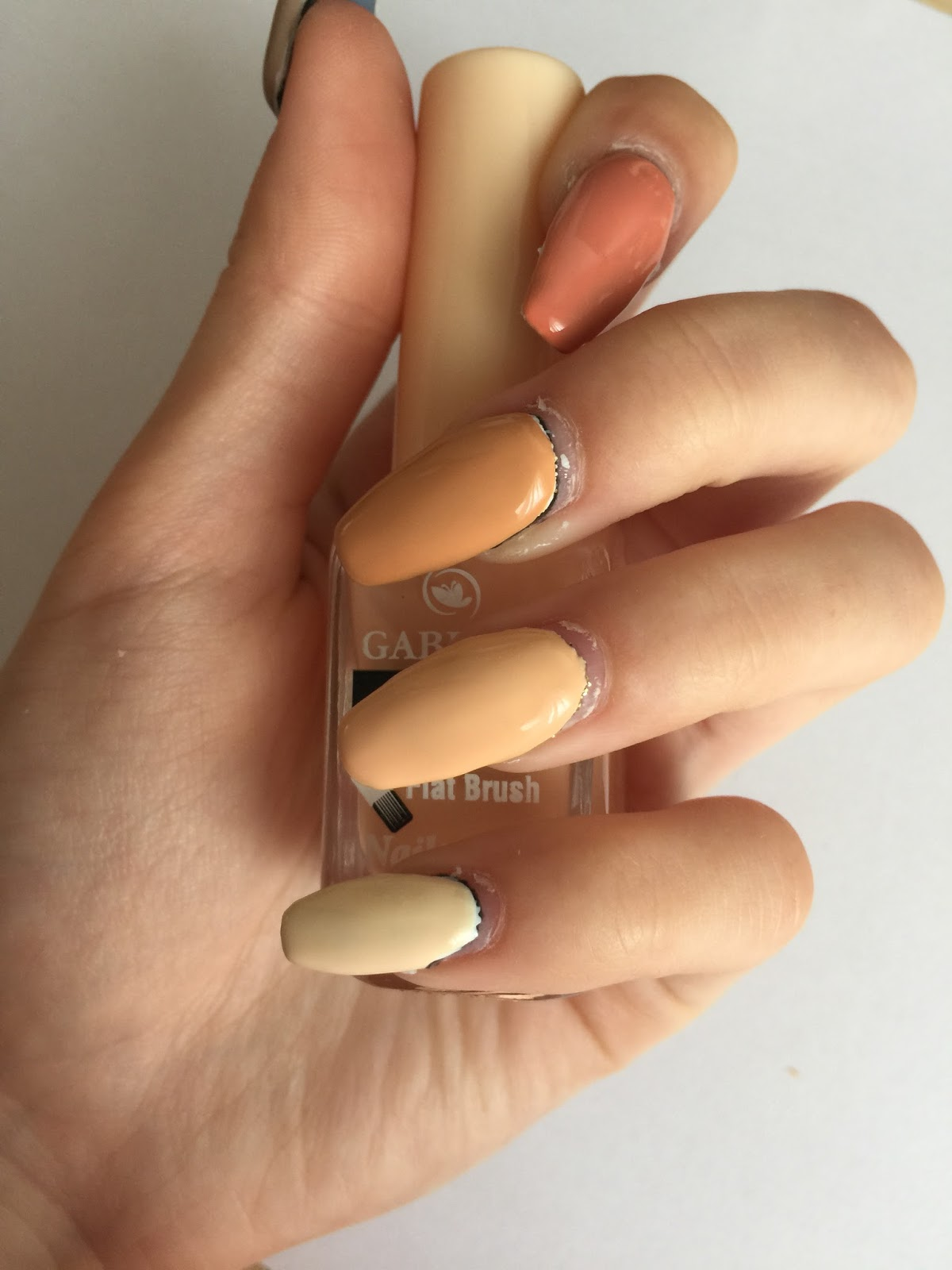 Nude Mood (English version) - Nails by Anet