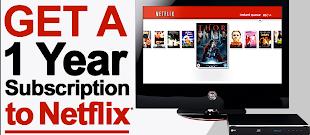 Free Year of Netflix