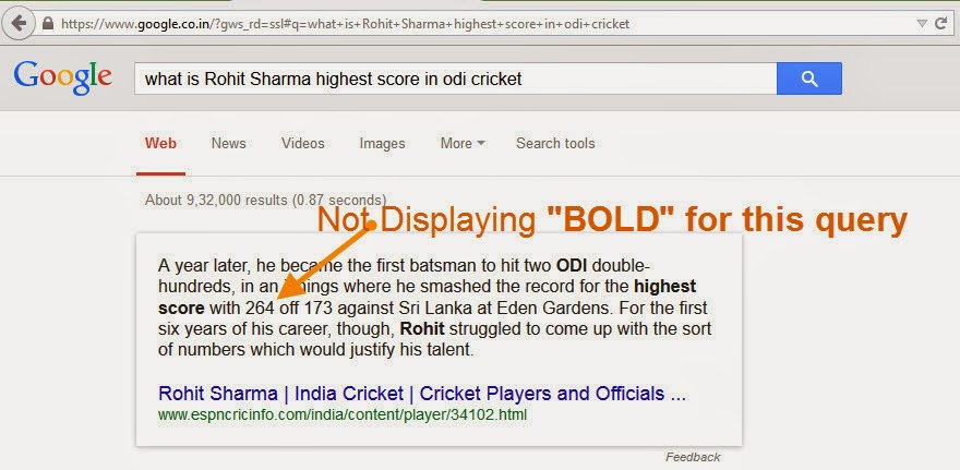 What is highest score by India odi cricket Rohit Sharma