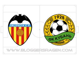 Prediksi Pertandingan Kuban vs Valencia