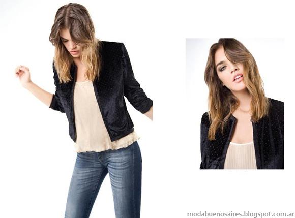 Blazers, sacos, moda otoño invierno 2013