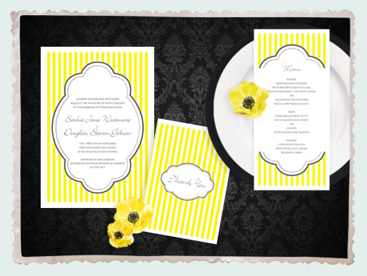 Printable DIY Wedding