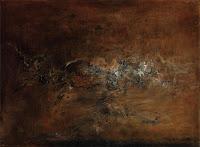 Картина Чжао Уцзи Untitled