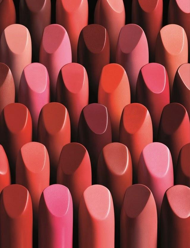 Giorgio Armani Rouge Ecstasy video teaser dei nuovi rossetti CC Lipstick