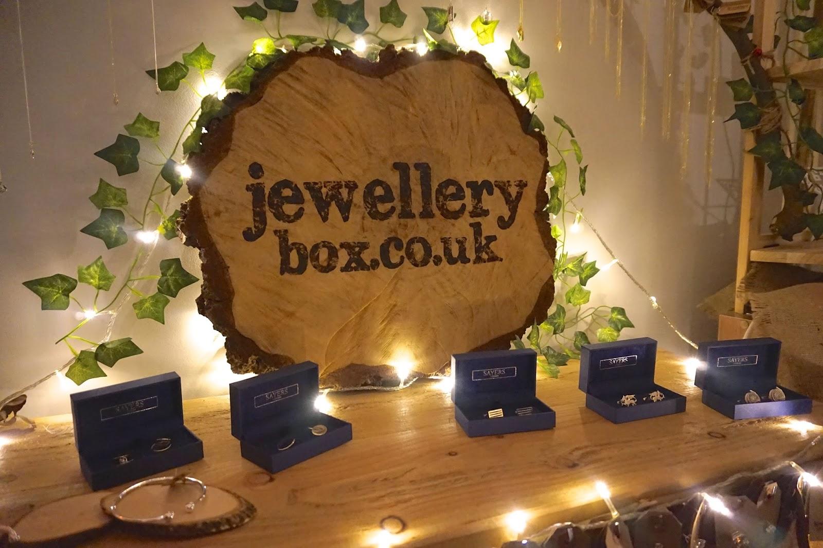 Jewellery Box London Bloggers Event