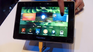 BlackBerry PlayBook 4G LTE-Enabled Tablet