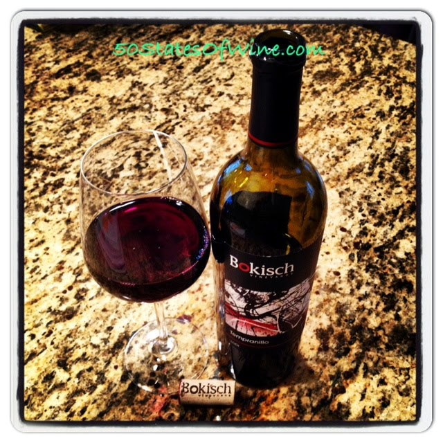 Bokisch Vineyards Tempranillo 2011