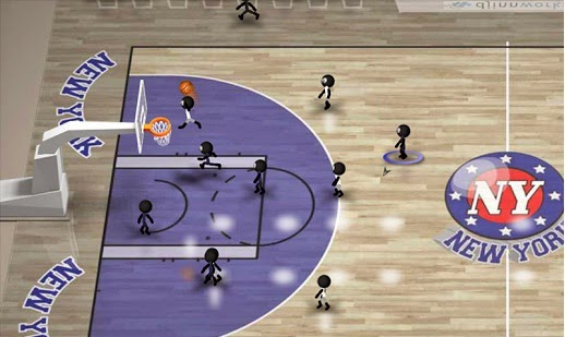 Stickman Basketball full apk