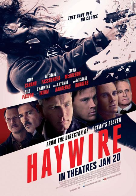 Haywire / Мокри поръчки (2011)