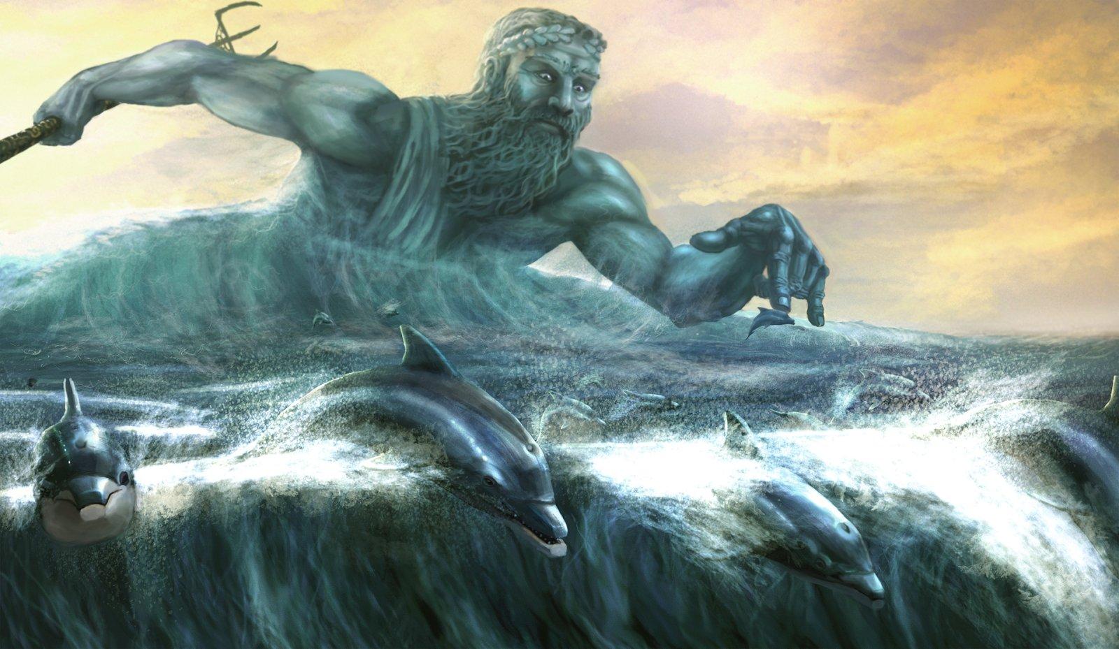 Poemas E Pensatas Poseidon
