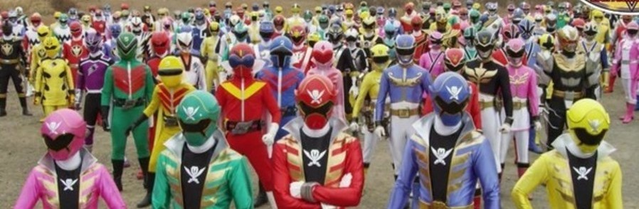 Showy Sentai Reviews