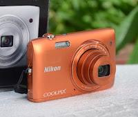 harga Kamera Bekas Nikon Coolpix S3600 2nd