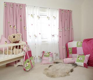 fotos e imagens de quartos de bebês decorados