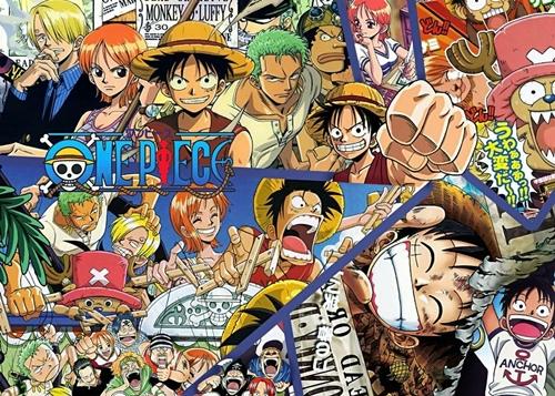 Saint Seiya ômega e One Piece são negociados no Brasil