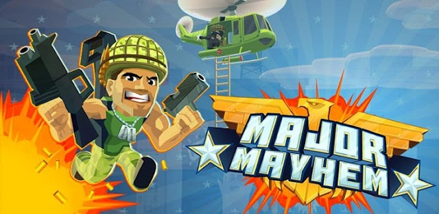 Major Mayhem Android