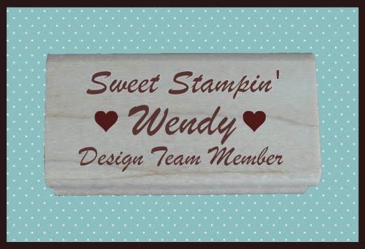 Sweet Stampin' Designer