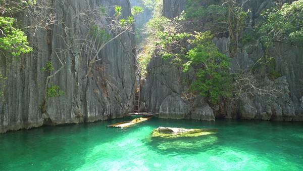 Coron Palawan in Philippines