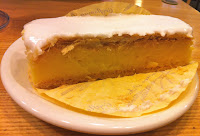 Vanilla Slice - The Apple Pie Ambleside