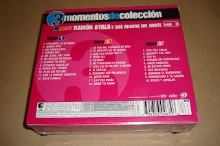 DSC01605 Discografia Ramon Ayala (53 Cds)