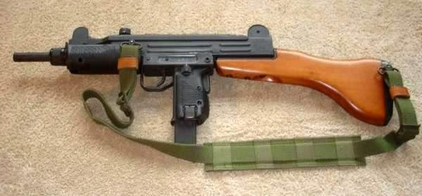 Carabina uzi armas de fuego - La xiarapina ...