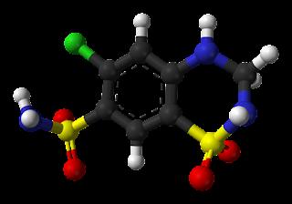 3d hydrochlorthiazide, aquazide, diuretic