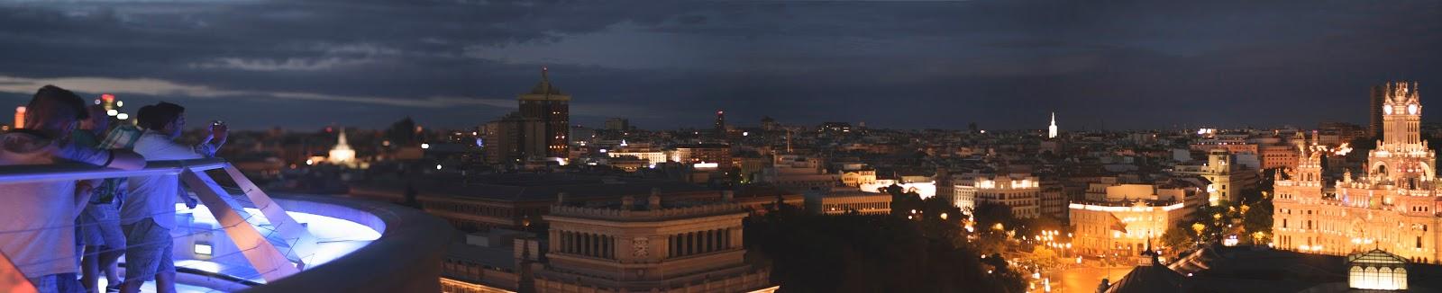Sábado noche en el Círculo de Bellas Artes