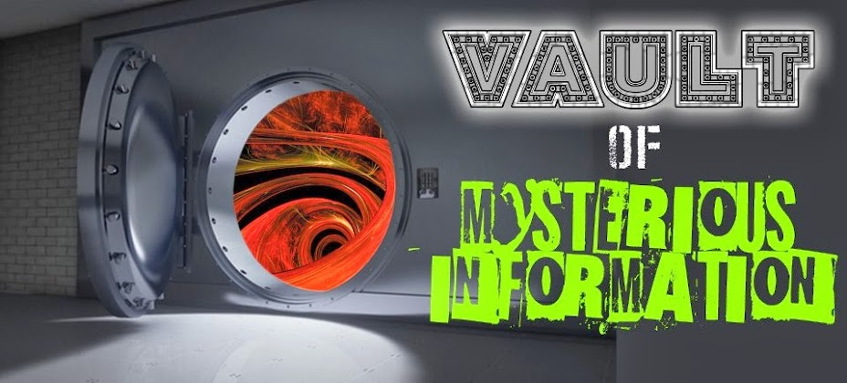 The Vault Of Mysterious Information!