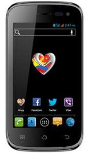 Black Myphone A848i Duo priced at Php 3,990.00