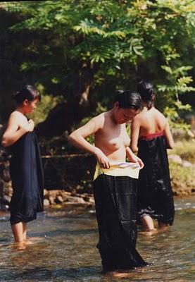 [Khám Phá] - Lên Tây Bắc xem Hot girls dân tộc tắm tiên (Phần 1) 5
